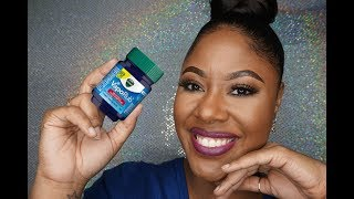 Reclaim Your Edges & Eyebrows with Vick's VaporRub!