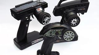 FS GT3B Обзор RC аппаратуры управления.