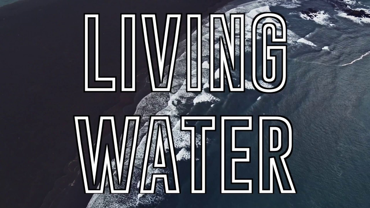 Living Water (Official Lyric Video) - David Ashley Trent #1