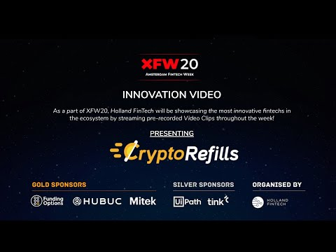 Innovation Video - CryptoRefills