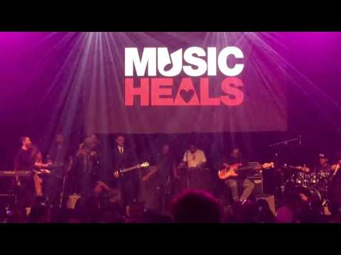 Music Heals 2016 | PURPLE RAIN | Chin Injeti & The Lifetimes featuring Tonye Aganaba & Jully Black