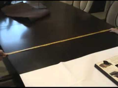 custom table pads to protect your dining conference room tables - Custom Table Pads For Dining Room Tables