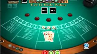 Покер против казино