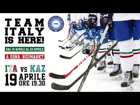Friendly game: Italy - Kazakhstan 19/04/2017