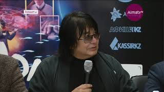 Марат Бисенгалиев подготовил к празднику Независимости уникальное шоу «Mr. Adam» (16.12.18)
