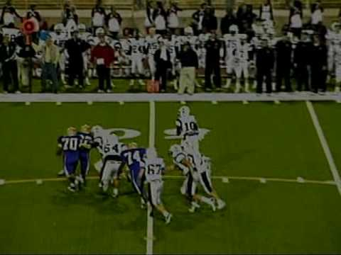 Dillon Day Football Highlight 2 OL #65