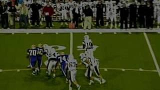Dillon Day Football Highlight 2 OL #65
