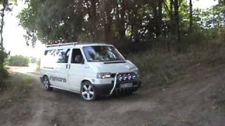 VW T4 SYNCRO 2.5TDI 4X4 OFF ROAD POLAND(, 2009-11-24T16:33:49.000Z)