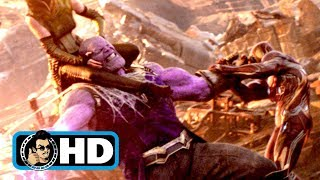 AVENGERS INFINITY WAR Extended Thanos Fight Scene & B-Roll (2018) Marvel
