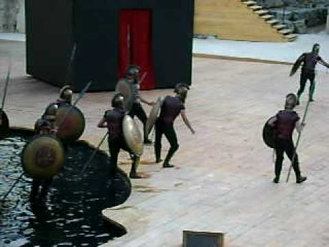 Performance of Sophocles