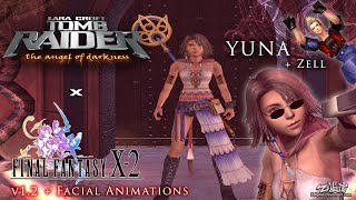 🎮 Tomb Raider: The Angel of Darkness - YUNA MOD v1.2 (from Final Fantasy X-2)