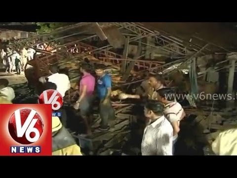 Buildings Collapse In Chennai And New Delhi - Deaths Toll Crosses 20
