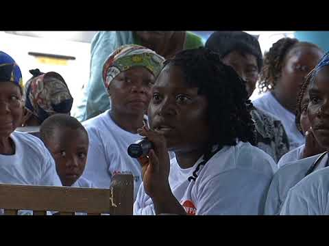 MALABO : Noble Energy Engagement to reduce maternal death
