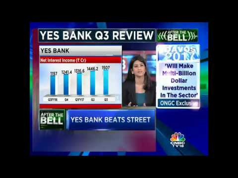 #EarningsMinute: YES BANK Q3 Beats Street Estimates