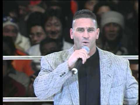 Ken Shamrock return 2000 - YouTube