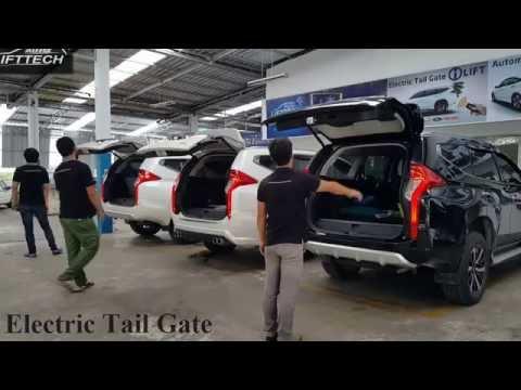 ประตูท้ายไฟฟ้า  Mitsubishi Pajero Sport  By Auto Lift Tech Electric Tail Gate