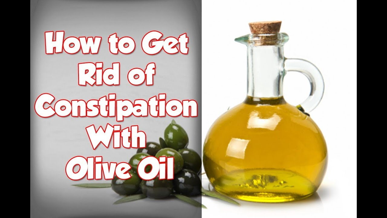 how to get rid of constipation with olive oil youtube. Black Bedroom Furniture Sets. Home Design Ideas