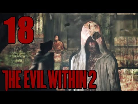 [18] The Evil Within 2 - Shitty Shooting Gallery Gameplay (Seriously) - Let's Play Walkthrough (PS4)