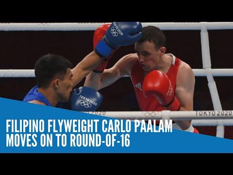Filipino flyweight Carlo