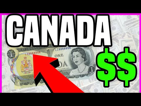 Canada Paper Money Bills YOU CAN FIND In Your Wallet - CANADA MONEY WORTH MONEY