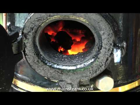 HOW TO COAL FIRE A BOILER – MODEL STEAM ENGINES FOR BEGINNERS #5