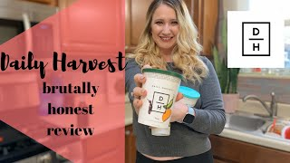 Daily Harvest Review | Brutally Honest * Not Sponsored *