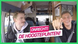 Onrecht! | Bram en Dennis nemen afscheid | NPO 3 Extra