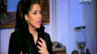 Miss Arab World Nadine Fahed On Banat W Bas Al Watan TV