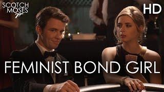 Feminist Bond Girl