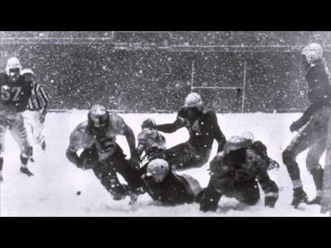 Chicago Cardinals slideshow - Big Band Jump - NFL Films Music - Charley Trippi - Ollie Matson