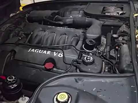 1998 Jaguar XJ8 Heater Control Valve problem  YouTube