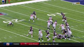 Will Fuller Blows Past the Bears for 1st Career TD | Bears vs. Texans | NFL