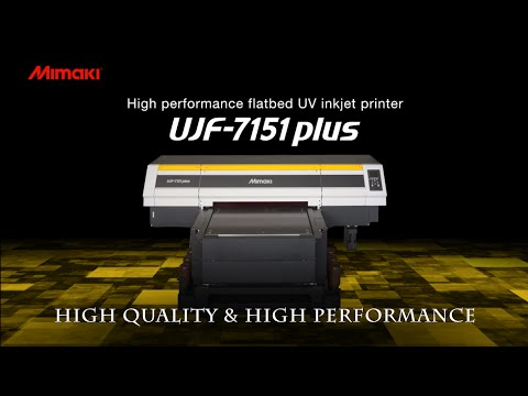 UJF-7151plus | MIMAKI