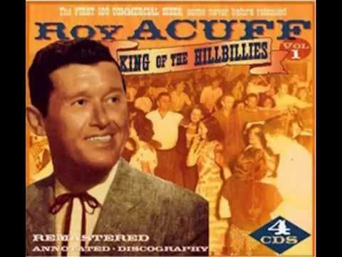 Roy Acuff - That's The Man I'm Looking For