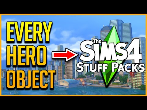 What Do You Get? ALL Sims 4 Stuff Pack Gameplay Features!