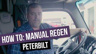 How To: Regen on Peterbilt Truck