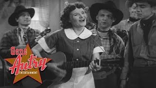Patsy Montana & the CBS-KMBC Texas Rangers–I Want to Be a Cowboy's Sweetheart (Colorado Sunset 1939)