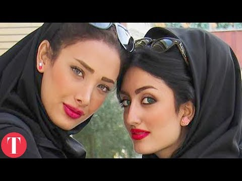 Thumbnail: Inside The Lives Of The Rich Kids Of Iran