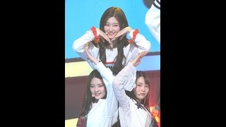 [MPD직캠] 다이아 채연 직캠 나랑 사귈래 Will you go out with me DIA CHAE YEON fancam @엠카운트다운_170420