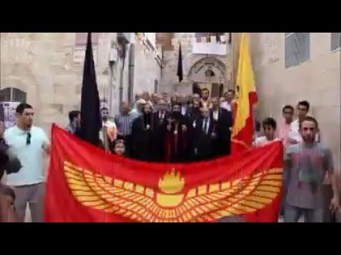 The Aramean identity and Syriac-Orthodox Church