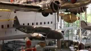 видео музей авиации