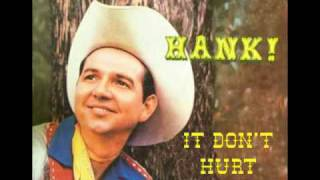 Скачать HANK THOMPSON It Don T Hurt Anymore