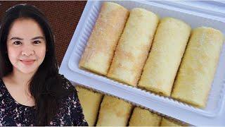 PIANONO for Business Recipe (Filipino Swiss Roll Cake) | ASG