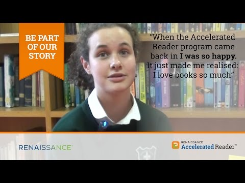 Renaissance Accelerated Reader and reading for pleasure