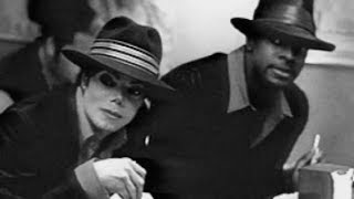 Michael Jackson And Chris Tucker Moments