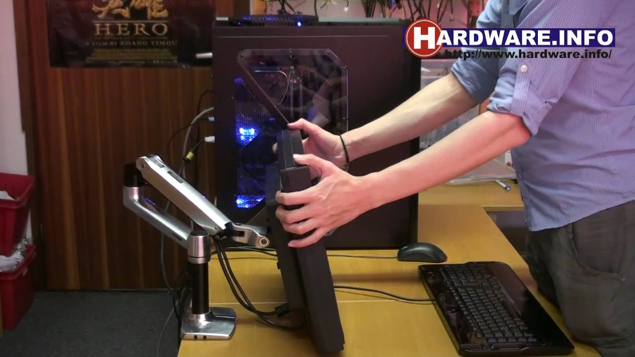 Hardware Info Ergotron Lx Desk Mount Lcd Arm