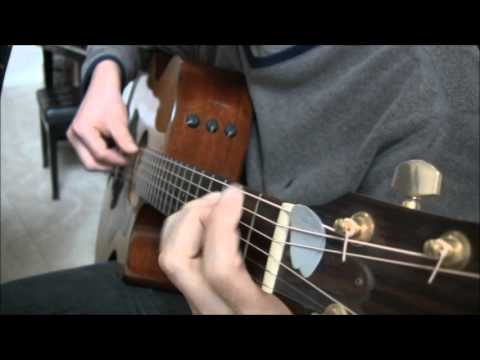 Greensleeves  Fingerstyle Guitar Tab