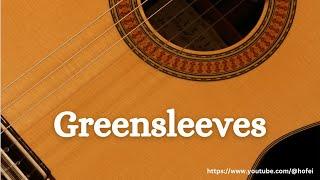 Greensleeves - Fingerstyle Guitar Tab
