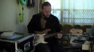 Yngwie Malmsteen - Marching Out (Cover...sort of...)