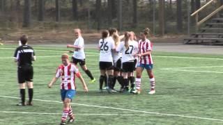 Naisten ykkönen GBK - JyPK la 7.5.2016